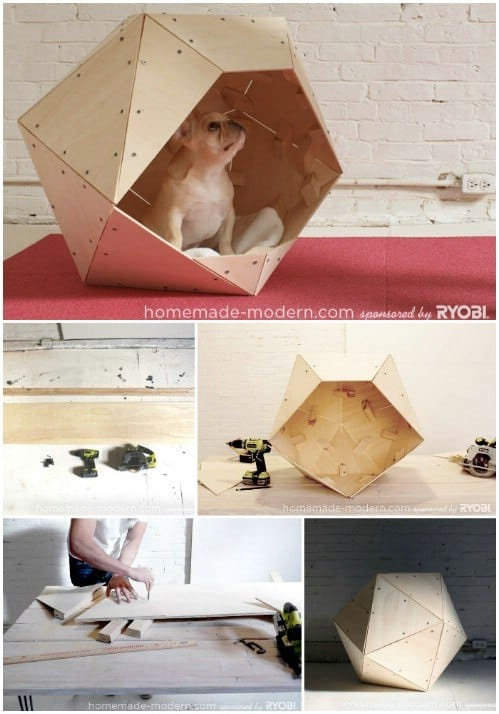 A Doggy House of Geometry