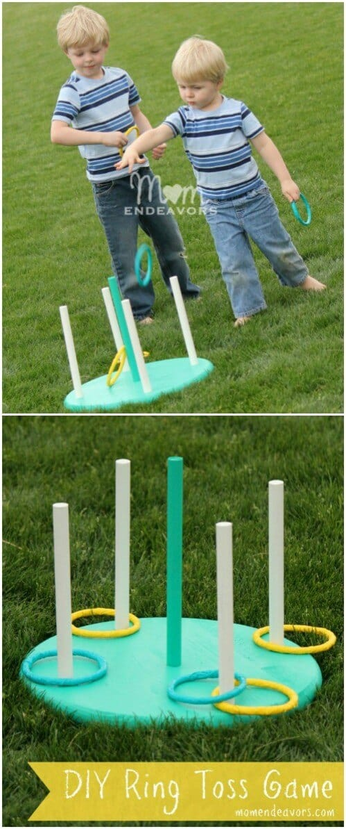Simple Ring Toss Game