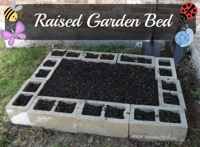 DIY Cinder Block Solution For Your Garden