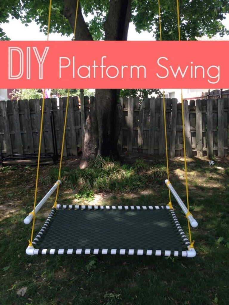 21 Best Tree Swing Ideas Diy Projects You Can Make This Weekend