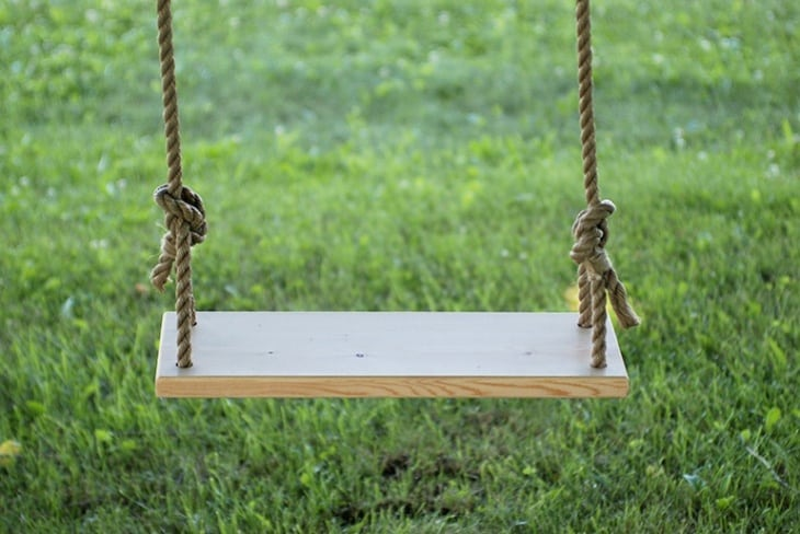 A Simple Yet Effective Tree Swing