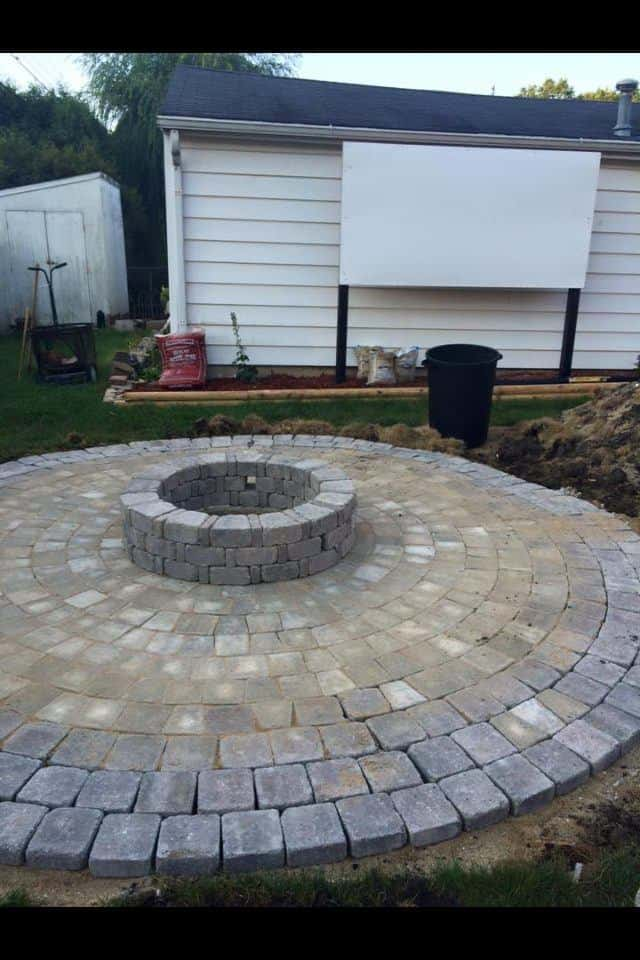 16 Easy (And Awesome) Fire Pits You Can Build For Your Yard This Summer