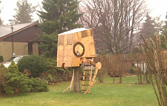 Star Wars Treehouse