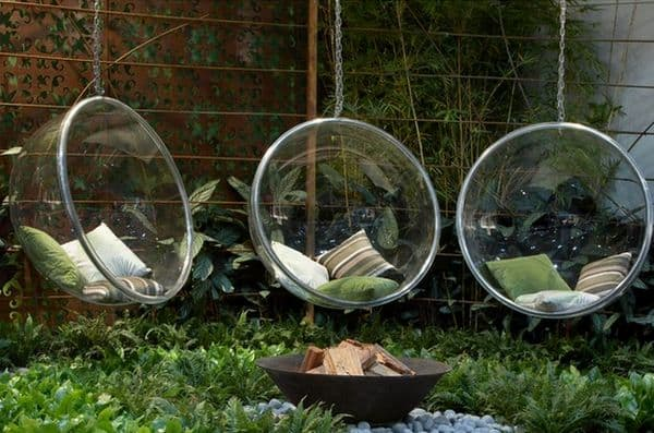 Stylish Nature Hanging Chairs