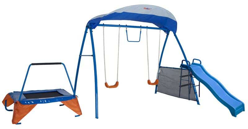 Inspiration 250 Fitness Swing Set / Jungle Gym