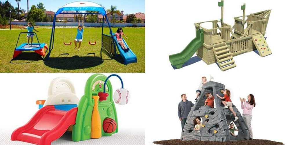 Backyard Playsets for Toddlers in 2019