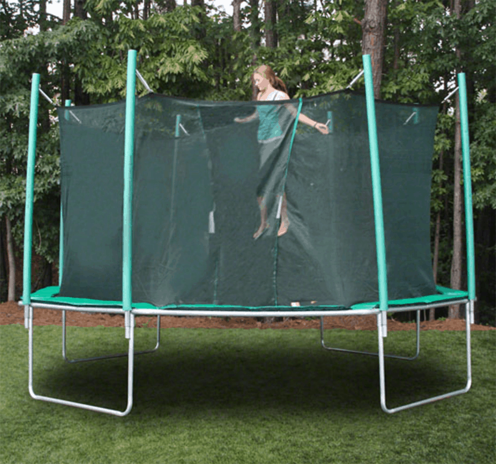 16-Foot Octagon Magic Circle Trampoline