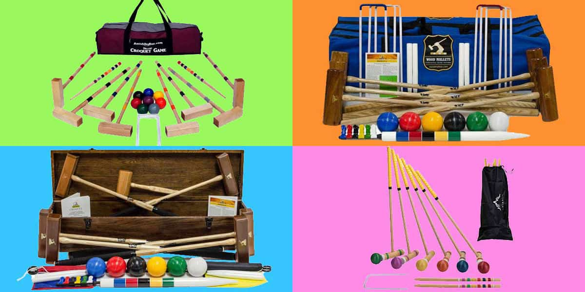 best croquet sets reviews and buying guide