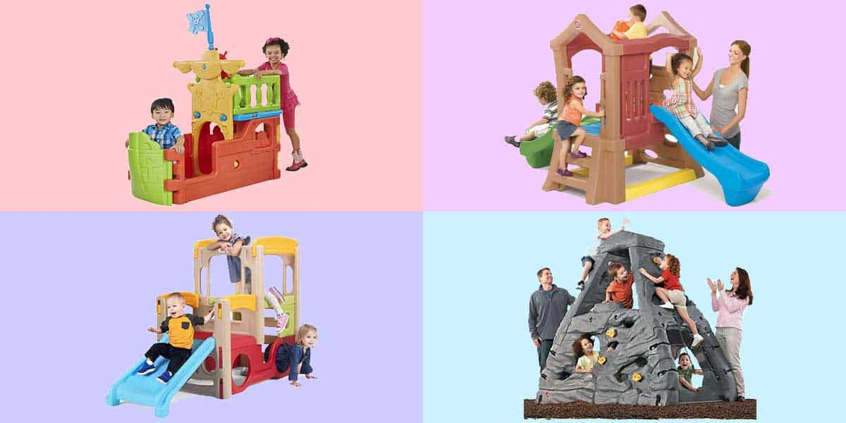best backyard playsets for toddlers