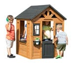 Backyard Discovery Sweetwater All Cedar Wooden Playhouse