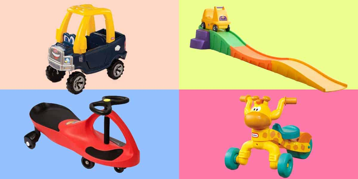 Best ride on toys for toddlers and kids