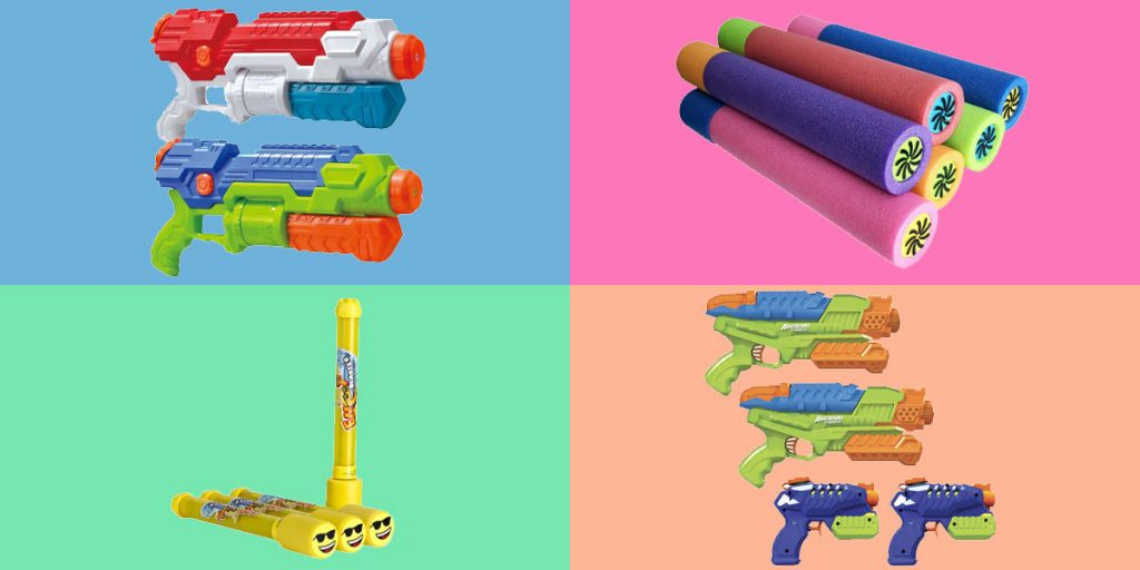 Best Water Gun Sets