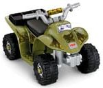 Power Wheels Lil' Quad motorized ride on toy